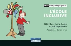 (3170-RD6) L'ecole inclusive couv:13150-PBK-T-INCL cov